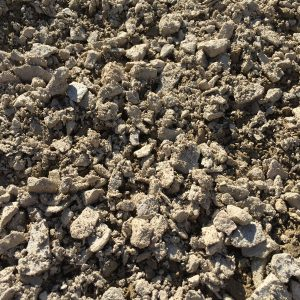 "3/4"" Processed Crushed Gravel/Pack Material"